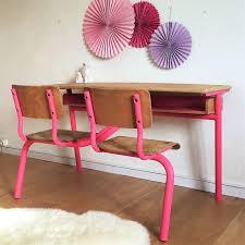 bureau d 馗olier ancien en bois 1 place 69 best pupitre écolier vintage images on child room