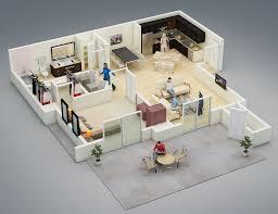 e Bedroom House Apartment Plans House Plans