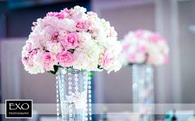 Inspirations Wedding Flower Centerpieces With Centerpiece Pink And