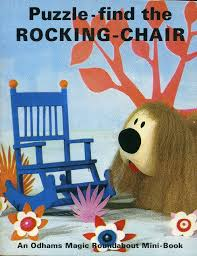 100 Rocking Chair With Books Puzzle Find The Rocking Chair Odhams Magic Roundabout Minibooks