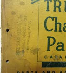 100 1951 Ford Truck Parts 1948 1949 1950 Chassis Catalog