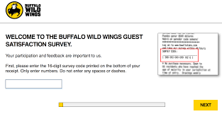 Www.BwwListens.com - Bwwlistens Survey (2019) To Win A ... Buffalo Wild Wings Survey Recieve Code For Free Stuff Coupon Code Sweatblock Is Buffalo Wild Wings Open On Can You Use Lowes Coupons At Home Depot Gnc Discount How Much Are The Bath And Body Tuesday Specials New Deals Best Healthpicks Coupon Silvertip Tree Farm Coupons 1 Promo Codes Updates Prices September 2018 Sale Over Promo Motel 6 Colorado Springs National Chicken Wing Day 2019 Get Free Lasagna Freebies Discounts Game Food Find 12 Cafe Zupas Codes October