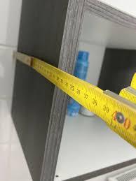 schrank praktisch 32x62x33cm z b für badezimmer geeignet