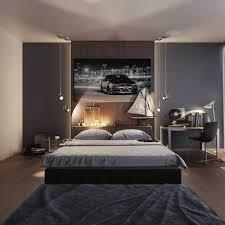 chambre ado grise comment aménager une chambre d ado garçon 55 astuces en photos