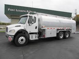 100 Gasoline Truck 2015 Freightliner M2 106 Tandem Axle Fuel Cummins