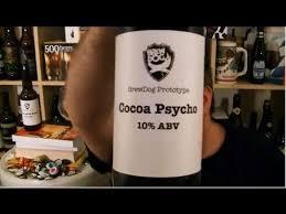 Brewdog Sink The Bismarck Ratebeer by Brewdog Cocoa Psycho Imperial Stout Hopzine Beer Review