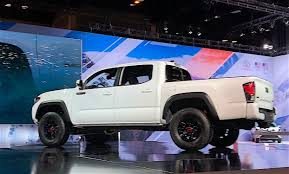 Toyota Offers Toughened Up TRD Pro Series Trucks For 2019 ... 2019 Toyota Tundra Trd 4runner Tacoma Pro Just Got Meaner New 2018 Sport Double Cab 5 Bed V6 4x4 At Off Road Gets Tough With Offroad Trucks Autotraderca 6 Tripping The 2017 Trd Pro Archives Page 2 Of 9 The Fast Lane Truck Carson Pickup Truck Scion War Review Youtube Pro