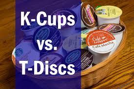 K Cups Vs T Discs