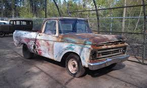 New England Speed & Custom Garage Sale: F/S: 1962 Ford F100 Uniboby ...