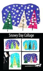 Winter Crafts Best Grade Art Projects Images On Kindergarten Craft Activities For Kids Snow Day