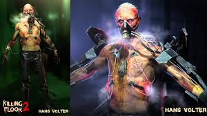 Killing Floor Fleshpound Voice by Killing Floor 2 Hans Volter Quotes Youtube