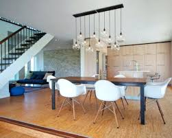 Modern Light Fixtures For Dining Room Photo Of Good