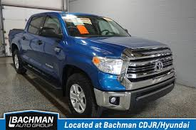 Pre-Owned 2016 Toyota Tundra 4WD Truck SR5 Crew Cab Pickup In ...