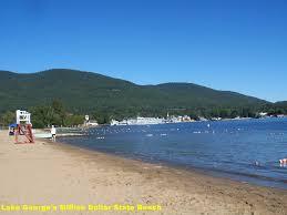 100 Million Dollar Beach Lake George A Favorite Vacation Destination Travelroadscom