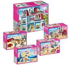 playmobil dollhouse puppenhaus 70208 schlafzimmer mit