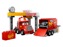 Car Lightning McQueen Mack Trucks Lego Duplo - Car 1200*900 ...