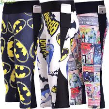 online get cheap capri pants batman aliexpress com alibaba group