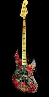 Custom Painting Guitars New 40 Best Ideas About On Pinterest
