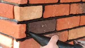 navilla brick installation grouting step 1