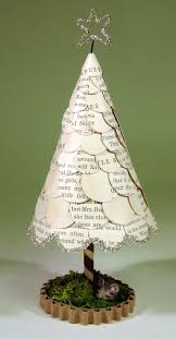 Christmas Tree Books Diy by 16 Best Have A Holly Jolly Images On Pinterest Reading Diy