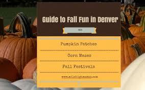 Pumpkin Patch Fort Collins by Guide To Denver U0027s Pumpkin Patches Festivals U0026 Corn Mazes Mile