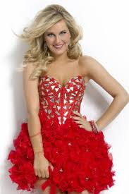 30 best red sweet 16 dresses images on pinterest sweet 16