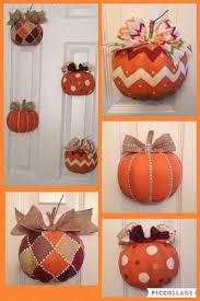 Fake Carvable Plastic Pumpkins by Best 25 Dollar Tree Pumpkins Ideas On Pinterest Dollar Tree
