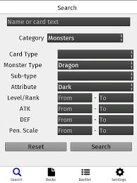 Yugioh Deck Tester App by Yugipedia Yugioh Deck Builder App Ranking And Store Data App Annie