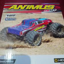HELION Animus 18MT 4WD RTR Electric Monster Truck (UK-EU) (G2 ... Traxxas Xmaxx 16 Rtr Electric Monster Truck Wvxl8s Tsm Red Bigfoot 124 Rc 24ghz Dominator Shredder Scale 4wd Brushless Amazing Hsp 94186 Pro 116 Power Off Road 110 Car Lipo Battery Wltoys A979 24g 118 For High Speed Mtruck 70kmh Car Kits Electric Monster Trucks Remote Control Redcat Trmt10e S Racing Landslide Xte 18 W Dual 4000 Earthquake 8e Reely Core Brushed Xs Model Car Truck
