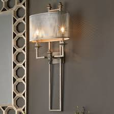 wall sconces large oversized designs shades of light