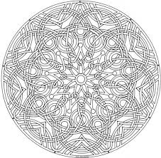 Celtic Mandala By Shirley Two Feathers