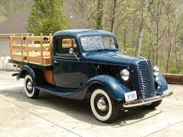 100 Stake Bed Truck 1937 Ford Model 77 For Sale 2239946 Hemmings Motor News