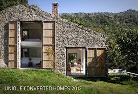 100 Unique House Architecture Converted Homes 2012