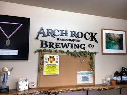 Redwood Curtain Brewery Arcata California by Arch Rock Brewing Thebeerchaser