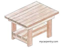 Make Outdoor End Table by Fine Patio Side Table Plans Patio Design 393