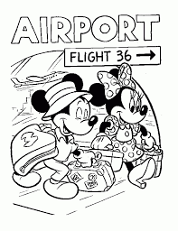 Free Walt Disney World Coloring Pages Archives Best Of