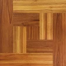 12x12 Vinyl Floor Tiles Asbestos by Trafficmaster Red Oak Parquet 12 In X 12 In Peel And Stick Vinyl