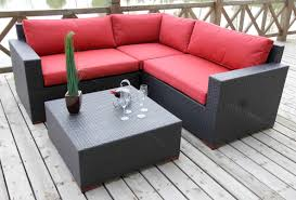 Red Patio Furniture Decor by Patio Furniture And Decor Patio Swings And Furniture