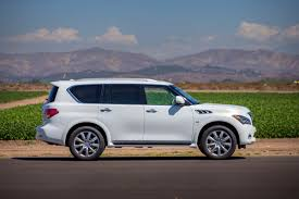 2014 INFINITI QX80 Review, Ratings, Specs, Prices, And Photos - The ... 2013 Infiniti Qx56 Road Test Autotivecom Google Image Result For Httpusedcarsinsmwpcoentuploads Finiti Information 2014 Q80 The Grand Duke Of Excess Washington Post Betting On Jx Sales Says Crossover Will Be Secondbest Accident Youtube Japanese Car Auction Find 2010 Fx35 Sale Shows Off Concept Previews Auto Wvideo Autoblog Repair In West Sacramento Ca 2017 Qx60 Suv Pricing Features Ratings And Reviews Edmunds