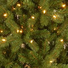 Pre Lit Artificial Christmas Trees 25