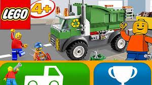 Cartoon Lego® Juniors Create - Car. Racecar, Truck - Children'S Game ...