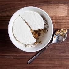 Pumpkin Pie Overnight Oats Rabbit Food by Almond Oats With Muesli And Skyr Recipe Jordan Kahn Food U0026 Wine