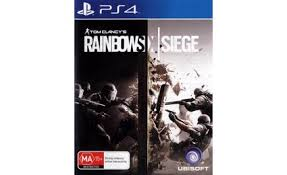 siege sony sony playstation ps4 tom clancy s rainbow six siege buy