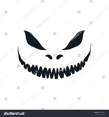 Scary Faces For Pumpkins Template by Template For Pumpkin Face Virtren Com