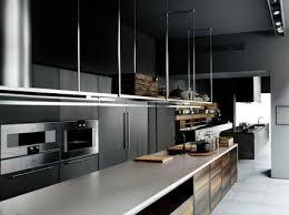cuisine moderne photo de cuisine moderne bois et blanc meubles newsindo co