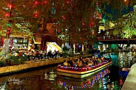 Parade Float Decorations In San Antonio by Lights On The River Walk