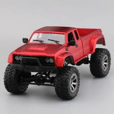 100 Rc Truck 4x4 Military RC 116 Motor 24G RC With Camera Remote