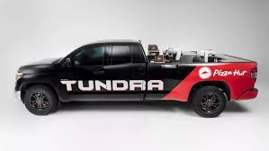 100 Mobile Pizza Truck The Toyota Tundra PIE Pro Is A HydrogenPowered Factory