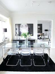 Glass For Dining Room Table Adorable Decor And Best Sale Durban