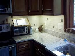 kitchen cabinet lighting kitchen worktop